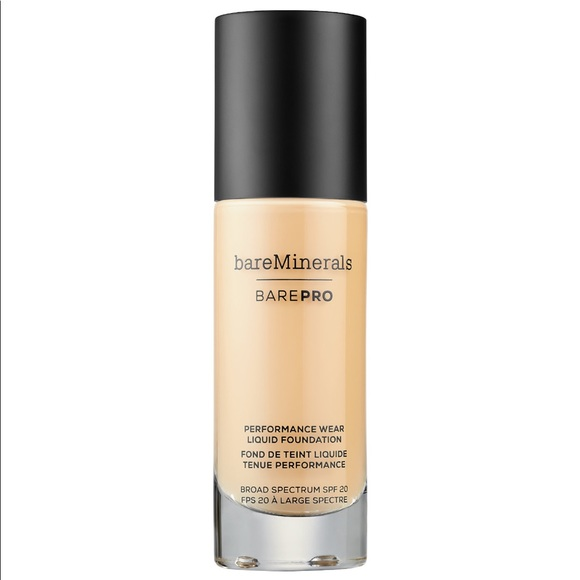 bareminerals barepro foundation 'aspen 04'